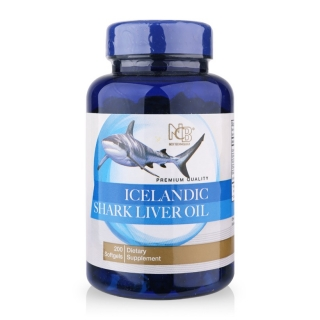 Icelandic Shark Liver Oil